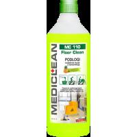MC 110 Floor clean koncentrat do codziennego mycia podłóg o zapachu owoców egzotycznych - 1 l