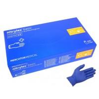 Rękawice nitrylowe nitrylex basic - rozmiar XS