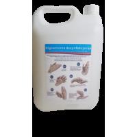 DISINFECT HANDS ET - Alkoholowy płyn do higienicznej dezynfekcji rąk 5 L