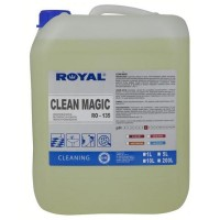 Clean Magic Royal - Płyn do mycia i dezynfekcji - 5 L