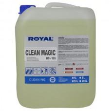 Clean Magic Royal - Płyn do mycia i dezynfekcji - 5 L