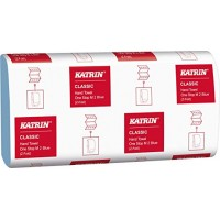 34503 Katrin Classic Hand Towel One stop M 2 Blue
