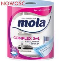 Mola ręcznik papierowy Complex 3w1 1 sztuka 70m- NOWOŚĆ