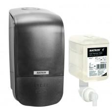 Dozownik KATRIN INCLUSIVE SOAP DISPENSER 500ML PIANKA DEZYNFEKCYJNA KATRIN 500 ml /wkład/