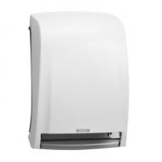 Elektryczny dozownik do ręczników - biały 93701