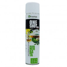 One Shot zielona herbata - neutralizator zapachów - 600 ml